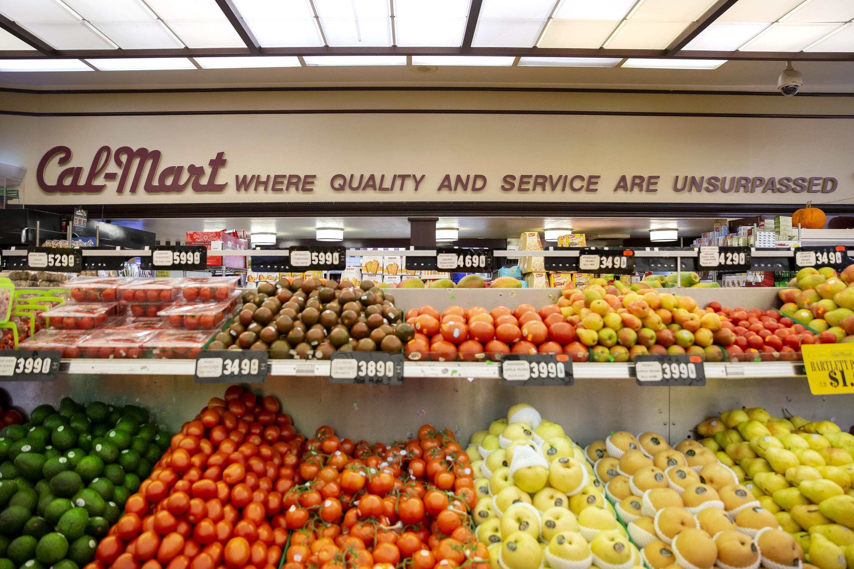 Gallery & Testimonial – Cal-Mart Supermarket in San Francisco, CA